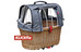 KlickFix cykelkurv til bagagebærer